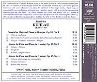 Sonaten Für Flöte Und Klavier - Produktdetailbild 1