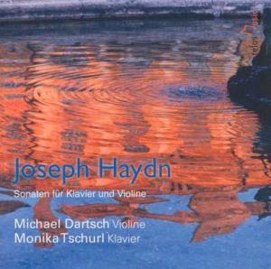Sonaten Für Klavier Und Violine, Michael Dartsch, Monika Tschurl
