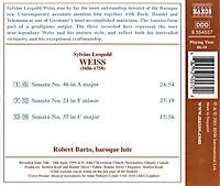 Sonaten Für Laute Vol.4 - Produktdetailbild 1