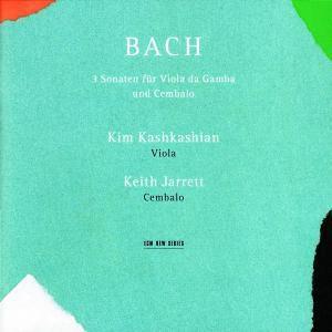 Sonaten für Viola da Gamba und Cembalo, Keith Jarrett