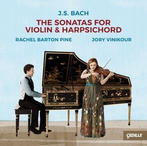 Sonaten Für Violine Und Cembalo, Rachel Barton Pine, Jory Vinikour