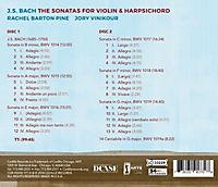 Sonaten Für Violine Und Cembalo - Produktdetailbild 1