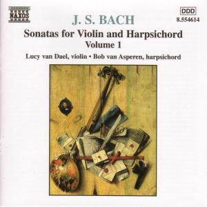 Sonaten für Violine und Cembalo Vol. 1, Lucy Van Dael, Bob van Asperen