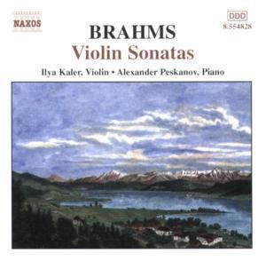 Sonaten für Violine und Klavier, Ilya Kaler, Alexander Peskanov