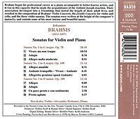 Sonaten Für Violine Und Klavier - Produktdetailbild 1