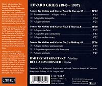 Sonaten Für Violine Und Klavier Op.8/13/45 - Produktdetailbild 1