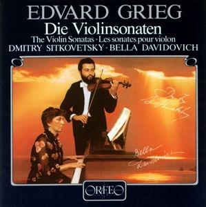 Sonaten Für Violine Und Klavier Op.8/13/45, Sitkovetsky, Davidovich