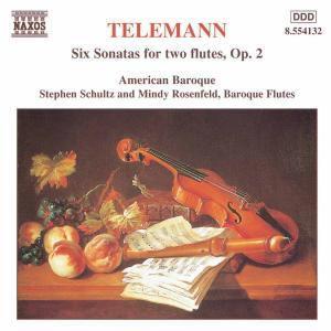 Sonaten für zwei Flöten, Schultz, Rosenfeld, American...
