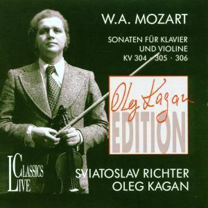 Sonaten Kv 304-306 (kagan Ii), Kagan, Richter