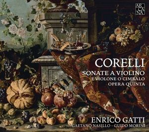 Sonaten Op.5, E. Gatti, G. Nasillo, G. Morini