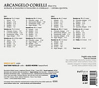Sonaten Op.5 - Produktdetailbild 1