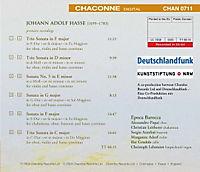 Sonaten & Trio Sonaten - Produktdetailbild 1