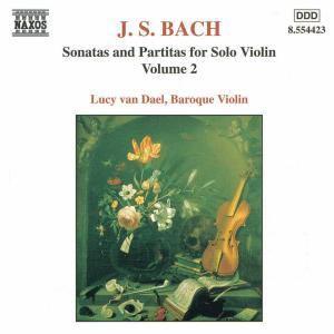Sonaten und Partiten für Violine solo Vol. 2, Lucy Van Dael