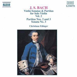 Sonaten Und Partiten Vol.2, Christiane Edinger