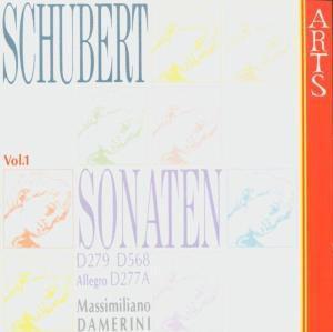 Sonaten Vol. 1, Massimiliano Damerini