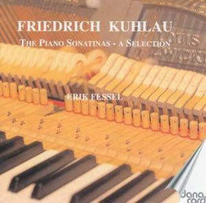 Sonatinen Für Klavier, Erik Fessel