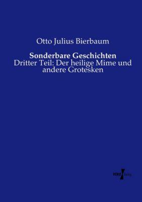 Sonderbare Geschichten - Otto Julius Bierbaum pdf epub