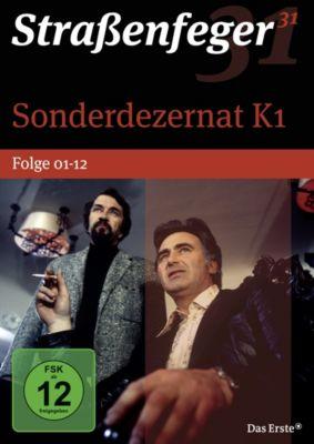 Sonderdezernat K1 - Folge 01-12, Answald Krüger, Maria Matray, Harald Vock, Horst Vocks