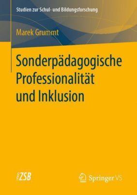 Sonderpädagogische Professionalität und Inklusion