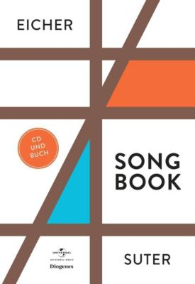 Song Book, Buch und Audio-CD, Stephan Eicher, Martin Suter