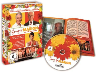 Song for Marion - Mediabook, Paul Andrew Williams