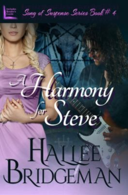 Song of Suspense Series: A Harmony for Steve (Song of Suspense Series, #4), Hallee Bridgeman
