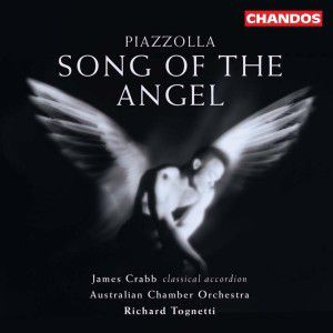 Song Of The Angel, Australian Chamber Orchestra, Richard Tognetti