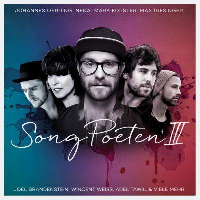 Songpoeten III, Various