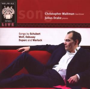Songs, Christopher Maltman, Julius Drake