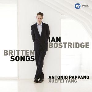 Songs, Bostridge, Pappano, Yang