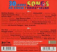 Songs An Einem Sommerabend.30 Jahre - Produktdetailbild 1