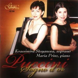 Songs By Puccini, Krassimira Stoyanova, Maria Prinz