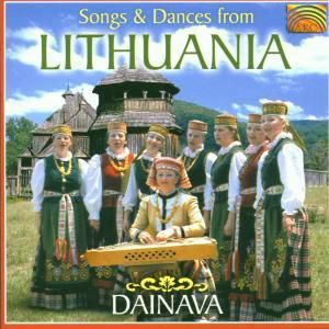 Songs & Dances From Lithuania, Dainava