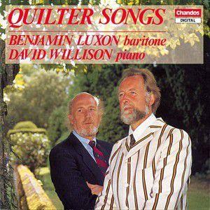 Songs F.bariton U.klavier, Benjamin Luxon, David Willison