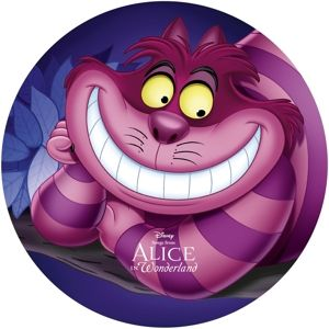 Songs From Alice In Wonderland (Picture Disc) (Vinyl), Ost, Camarata Chorus And Orchestra