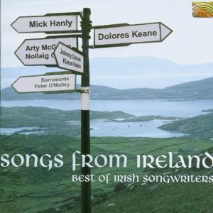 Songs From Ireland, Diverse Interpreten