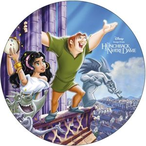 Songs From The Hunchback Of Notre Dame (Pict.Disc) (Vinyl), Diverse Interpreten