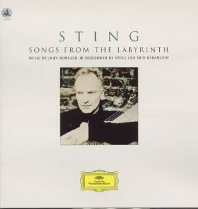 Songs From The Labyrinth (Vinyl), Sting