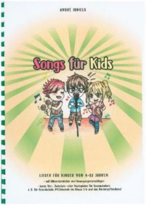 Songs für Kids, m. Audio-CD - Andre Ihmels pdf epub
