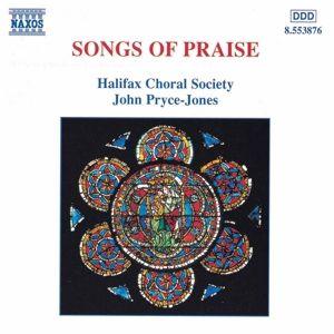 Songs Of Praise (Das goldene Zeitalter des englischen Chorgesangs), Pryce-jones, Halifax Choral Soc