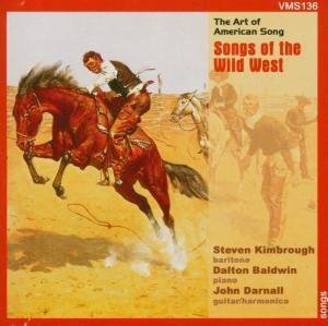 Songs Of The Wild West, Kimbrough, Baldwin, Darnall