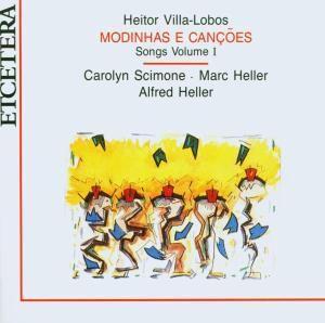 Songs Vol.1, Scimone, Heller