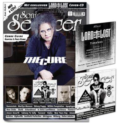 Sonic Seducer: .2019/05 Titelstory The Cure, m. Audio-CD
