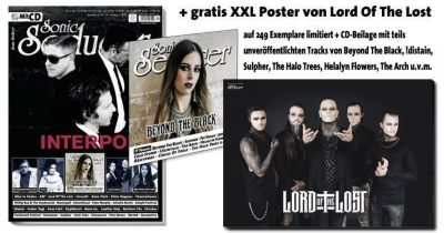 Sonic Seducer Limited Edition 09-2018 (249 Ex.)