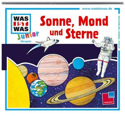 Sonne, Mond und Sterne, 1 Audio-CD, Charlotte Habersack, Pia Deges