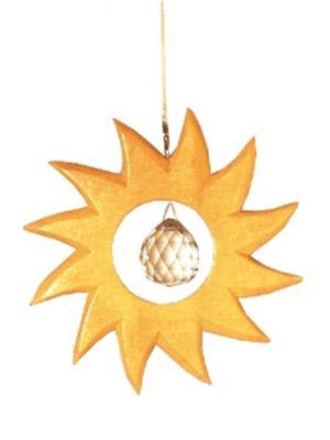 Sonne natur 12 cm, Kristall
