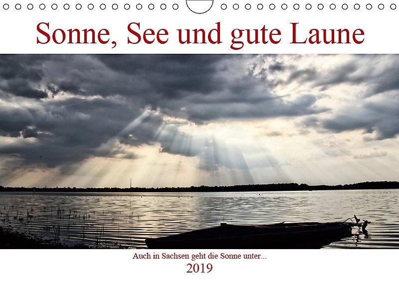 Sonne See Und Gute Laune Auch In Sachsen Geht Die Sonne Unter
