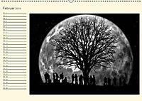 Sonne und Mond - faszinierend und anziehend (Wandkalender 2019 DIN A2 quer) - Produktdetailbild 2