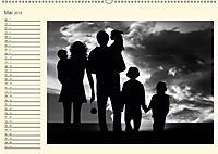 Sonne und Mond - faszinierend und anziehend (Wandkalender 2019 DIN A2 quer) - Produktdetailbild 5