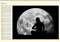 Sonne und Mond - faszinierend und anziehend (Wandkalender 2019 DIN A2 quer) - Produktdetailbild 4